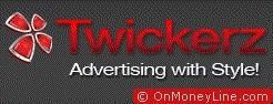 Twickerz Logo - Advertising with Style